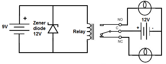 Relay Circuit Page 9 Automation Circuits Next Gr