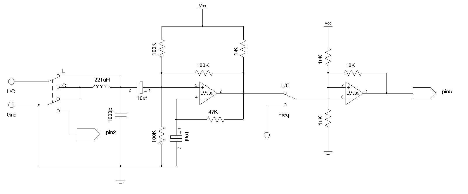 Results Page 396 About Auto On Off Searching Circuits At Proximity Sensor Using Ic Lm339 Circuit Diagram For Line Follower Avr Lc Meter With Frequency Measurement