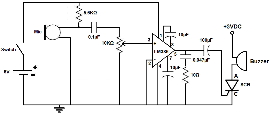 sound alarm circuit under repository-circuits