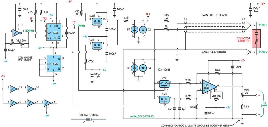 Meter Circuit Page 13 Meter Counter Circuits Next Gr