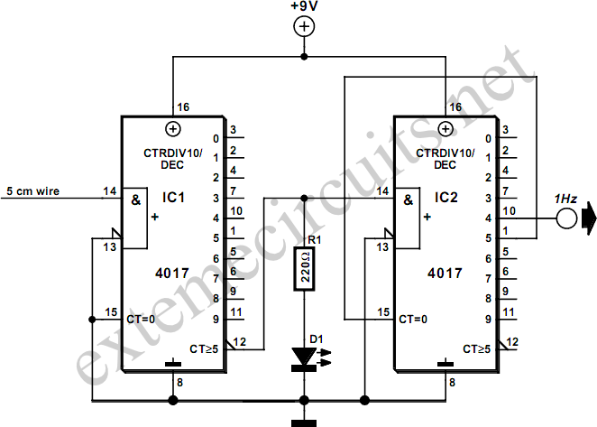 clock circuit page 8   meter counter circuits    next gr