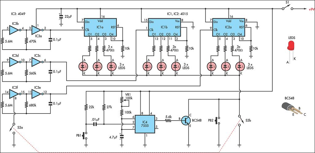 Counter Circuit Schematic : Gt circuits quick counter for young children l next gr