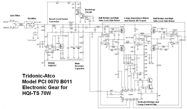 miscelaneous lamp related stuff  circuit diagram of