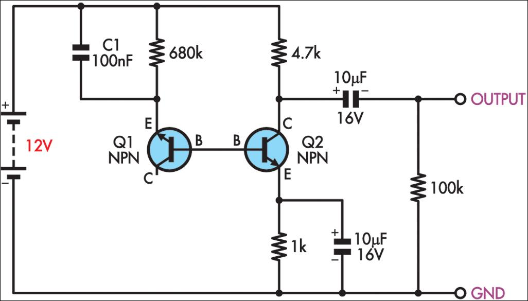 filter white noise generator output \u003c 20hz electronics forum Generator Fuel Gauge www next gr uploads 69 simple white noise generator circuit diagram 3 jpg