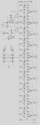 10 band graphic equalizer schematic