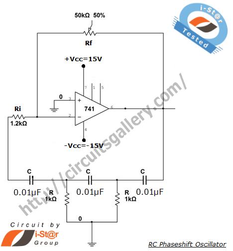 Gt Circuits Gt 100khz Sine Oscillator L40661 Next Gr