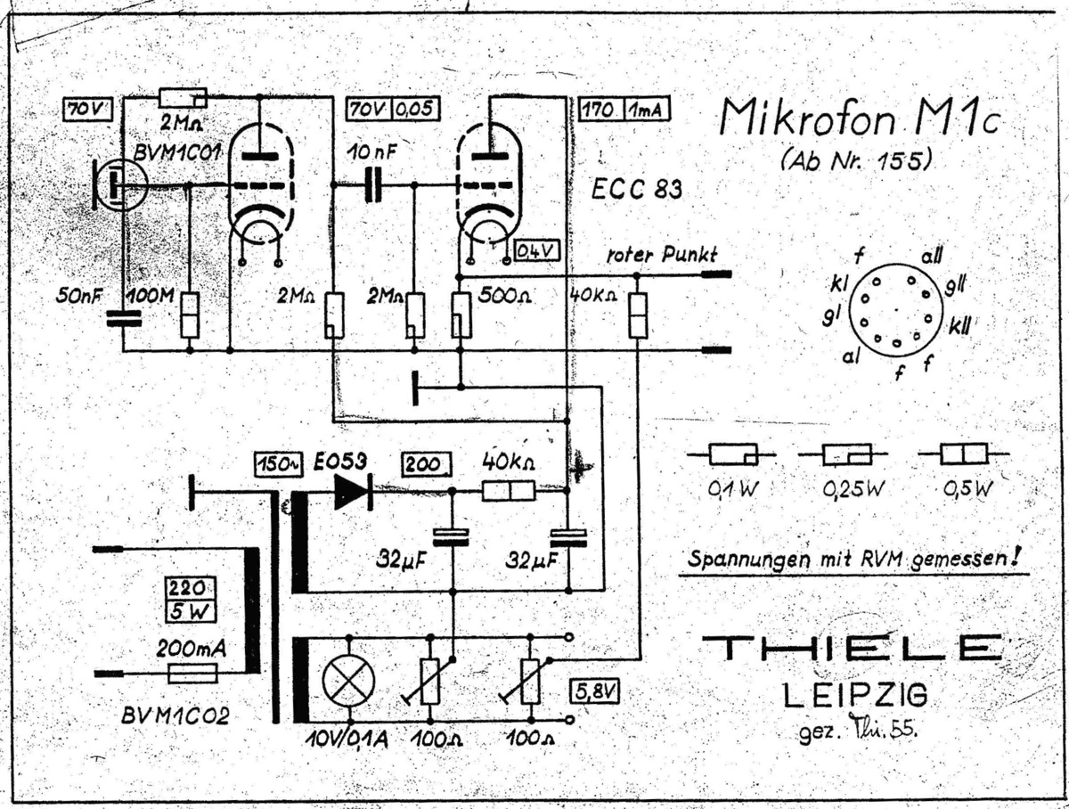 Op amp mic preamp design - Microphone Circuit Audio Circuits Next Gr