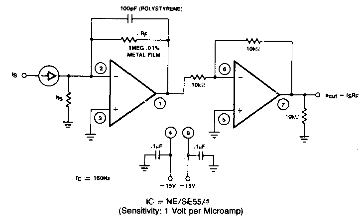 voltage to frequency converter circuits diagram electronic circuits Mini Breaker Setup with a 100 Amp Converter