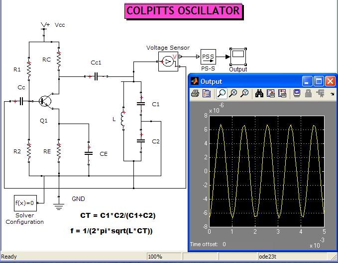 Hartley Oscillator Circuit Simulator | Online Wiring Diagram