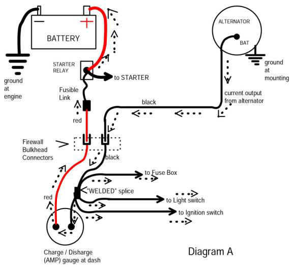 Index5 on delco remy 12 volt generator wiring diagram