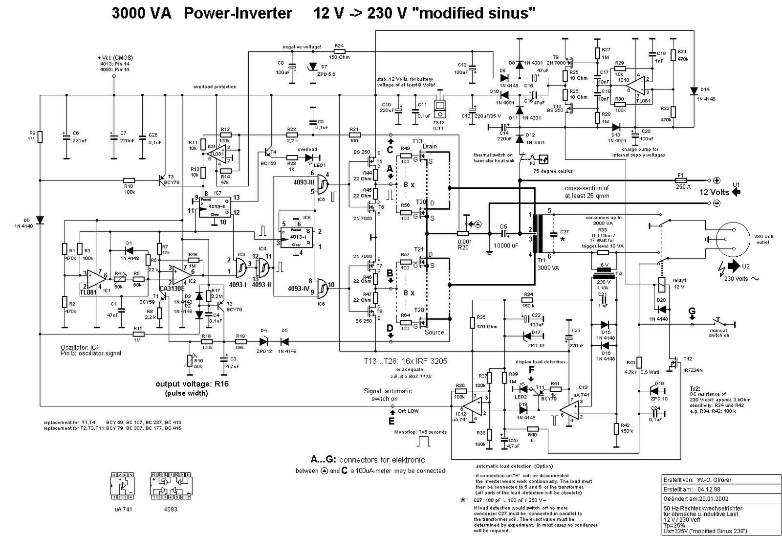inverter circuit page 11   power supply circuits    next gr