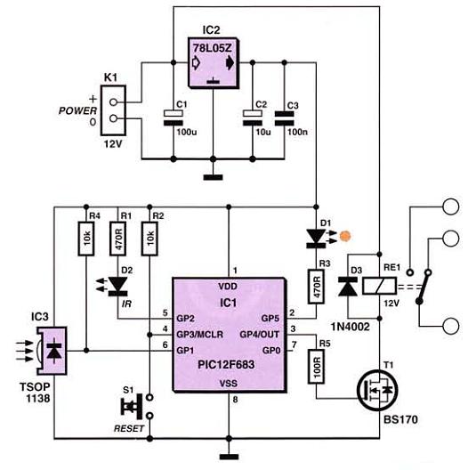 Pisonet Wiring Diagram