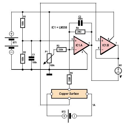 hall effect circuit Page 2 : Sensors Detectors Circuits ...