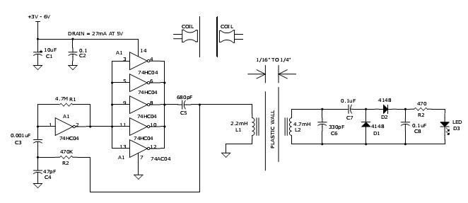 Here Is A Circuit Similar To The Above But In This Case The Circuit