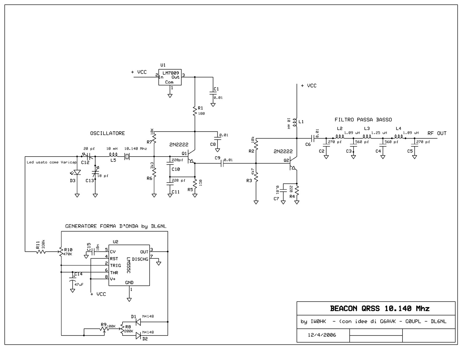 Results Page 89 About 3 Channel Color Organ 220v Searching Circuit 150w Amplifier With Active Crossover Circuitschematic 10 Mhz Qrss Beacon
