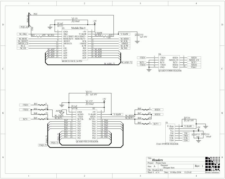 68hc11 Circuit   Microcontroller Circuits    Next Gr