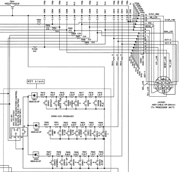 iva d310 wiring diagram series and parallel circuits