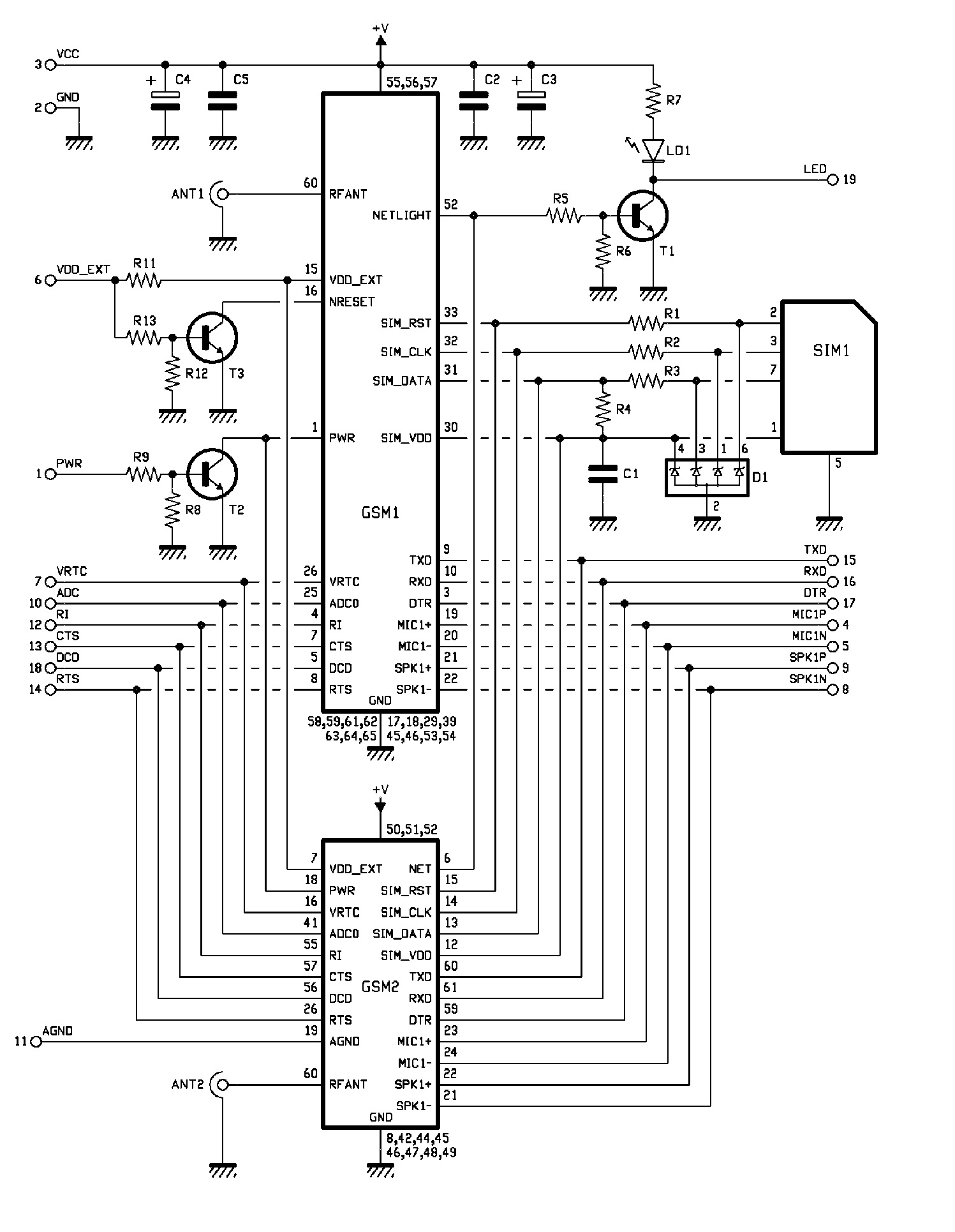 Results Page 192 About Car Audio Amp Searching Circuits At Ledcircuits 2 Delabs Schematics Electronic Circuit Gsm Remote Control Module