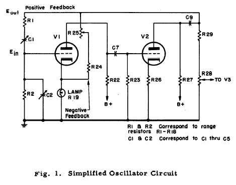audio oscillator page 2 audio circuits next grhewlett packard hp 200c audio oscillator