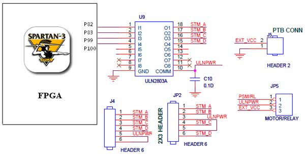 Stepper Motor Circuit Page 3 Automation Circuits