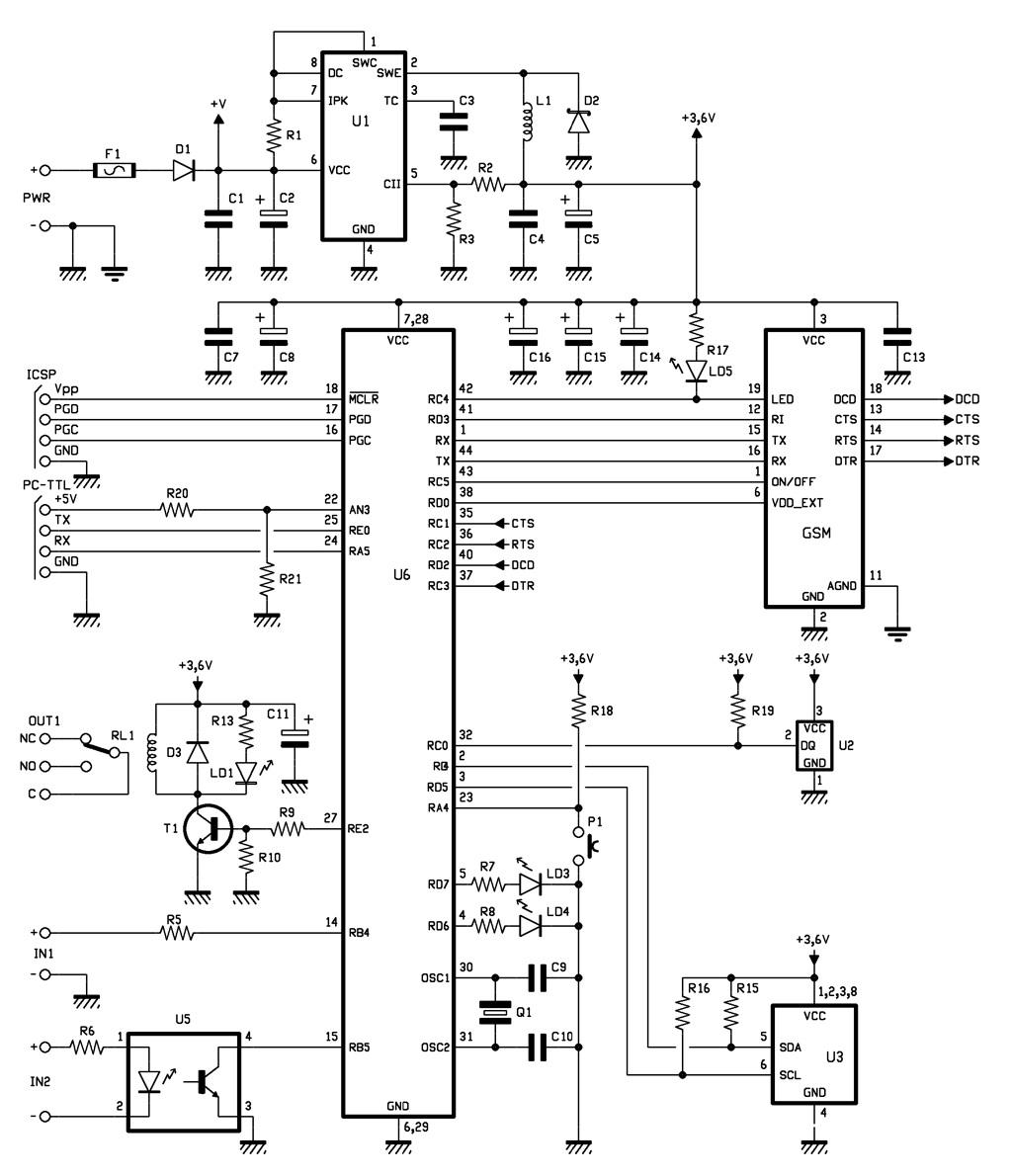 Results Page 17 About Refer Text Searching Circuits At Http Circuitdiagramhqewnet Adjustablevoltageregulatorcircuit Gsm Remote Control Temperature Schematic