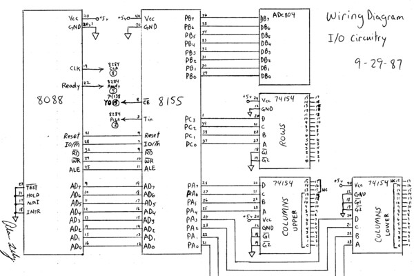 U0026gt  Circuits  U0026gt  Digital Oscilloscope L30547