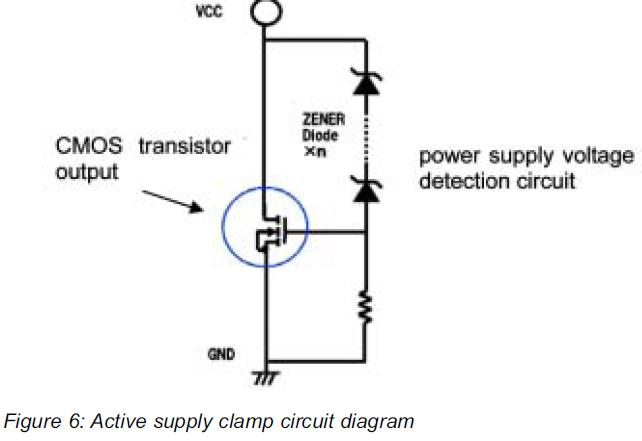 High Reliability for 1200V High Voltage Integrated Circuit for Half Bridge Applications - schematic
