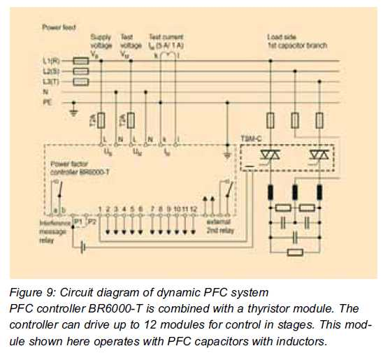 power factor correction wiring diagram free download