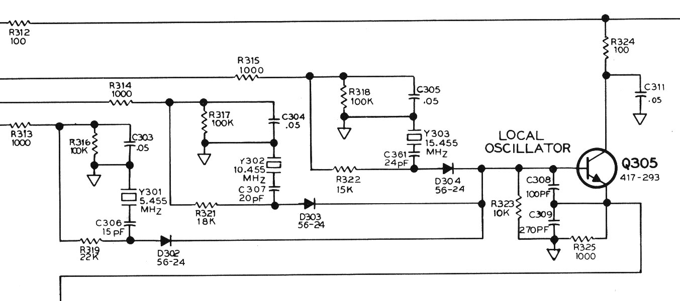 clock circuit page 7   meter counter circuits    next gr