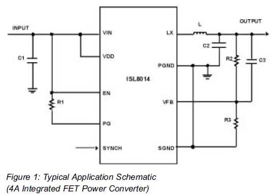 Power Supply Design Made Easy - schematic