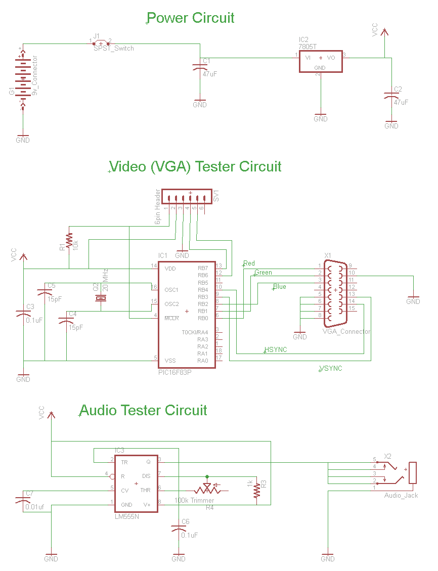 Usb Circuit Page 7 Computer Circuits Diagram Simple Pic Interface
