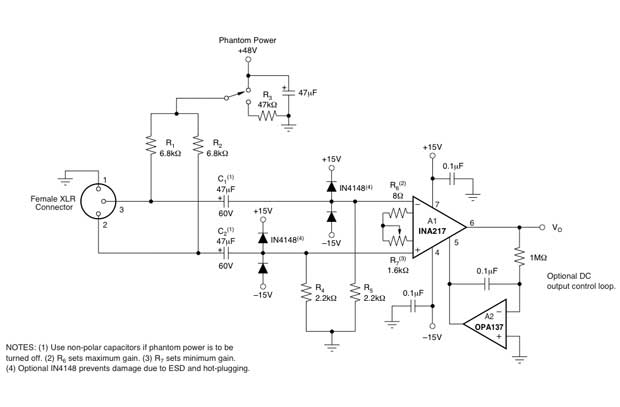 Audio Preamplifiers Circuits Page 11 Audio Circuits