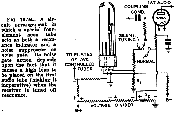 Tube Tune-A-Lite ID37856 - schematic