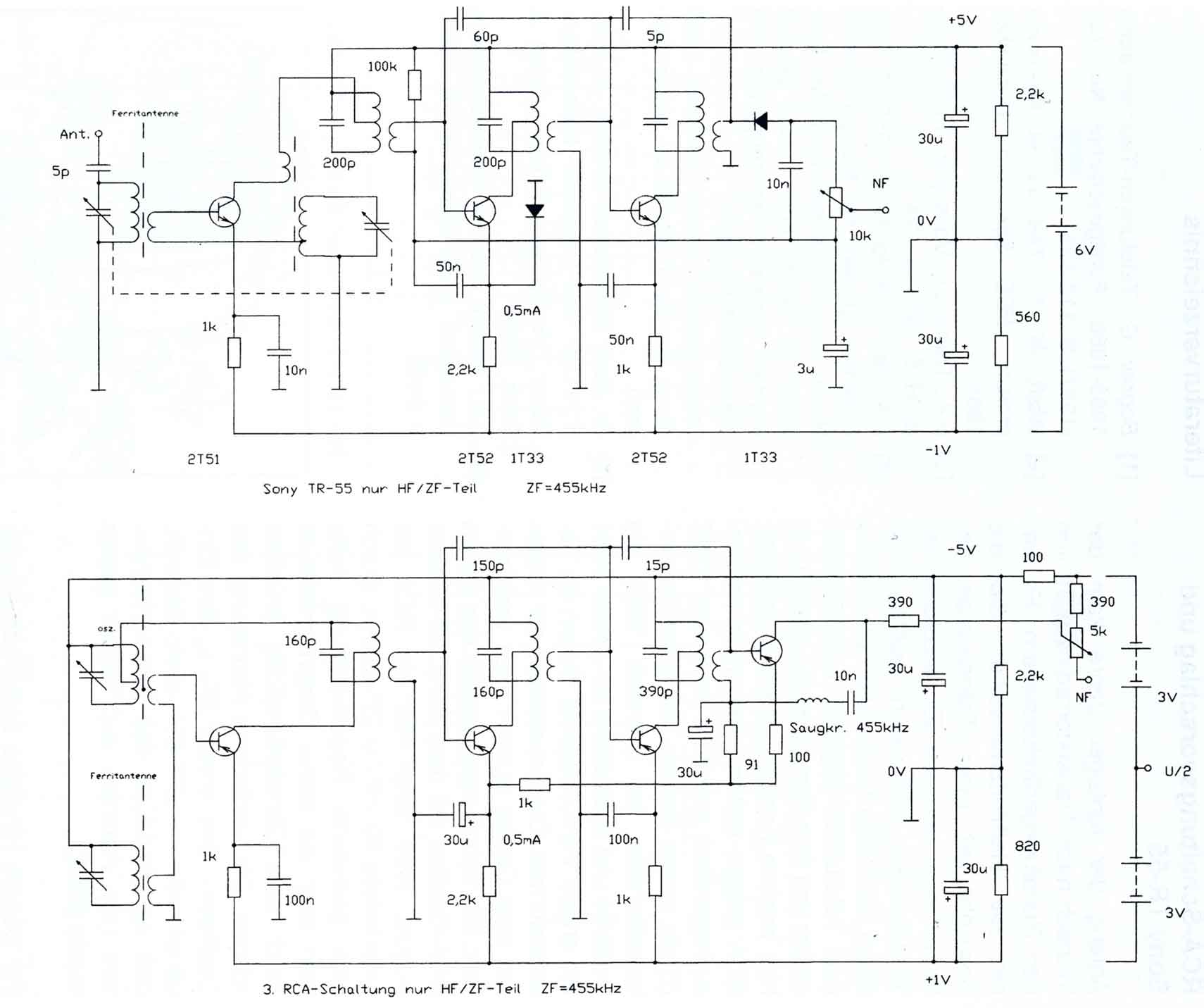 Results Page 405 About Ir Tx Rx Searching Circuits At Gt Arduino Online Thermometer Circuit L21865 Nextgr Comments On The Of First Transistor Radios