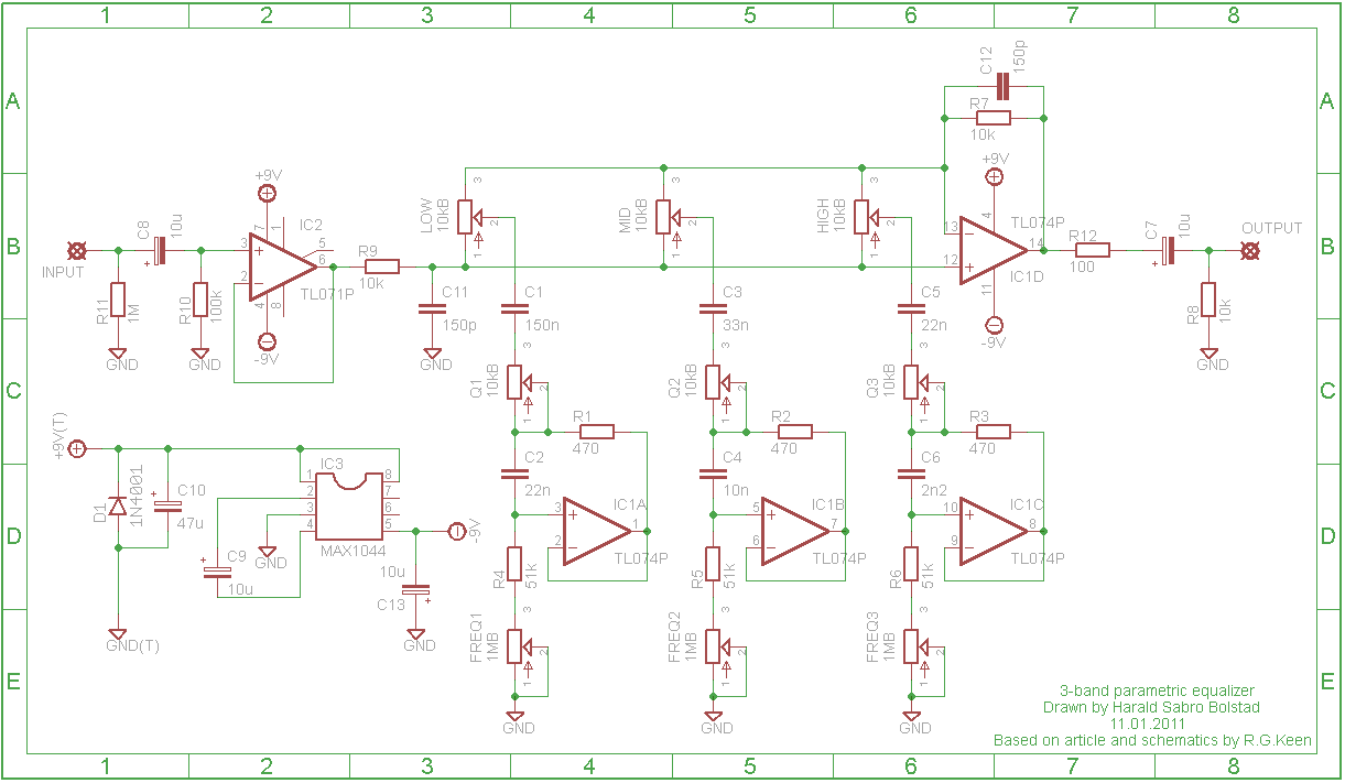 Audio Effect Circuit Page 9 Circuits Gear Head 15 Wiring Diagram Aussie Guitar Heads