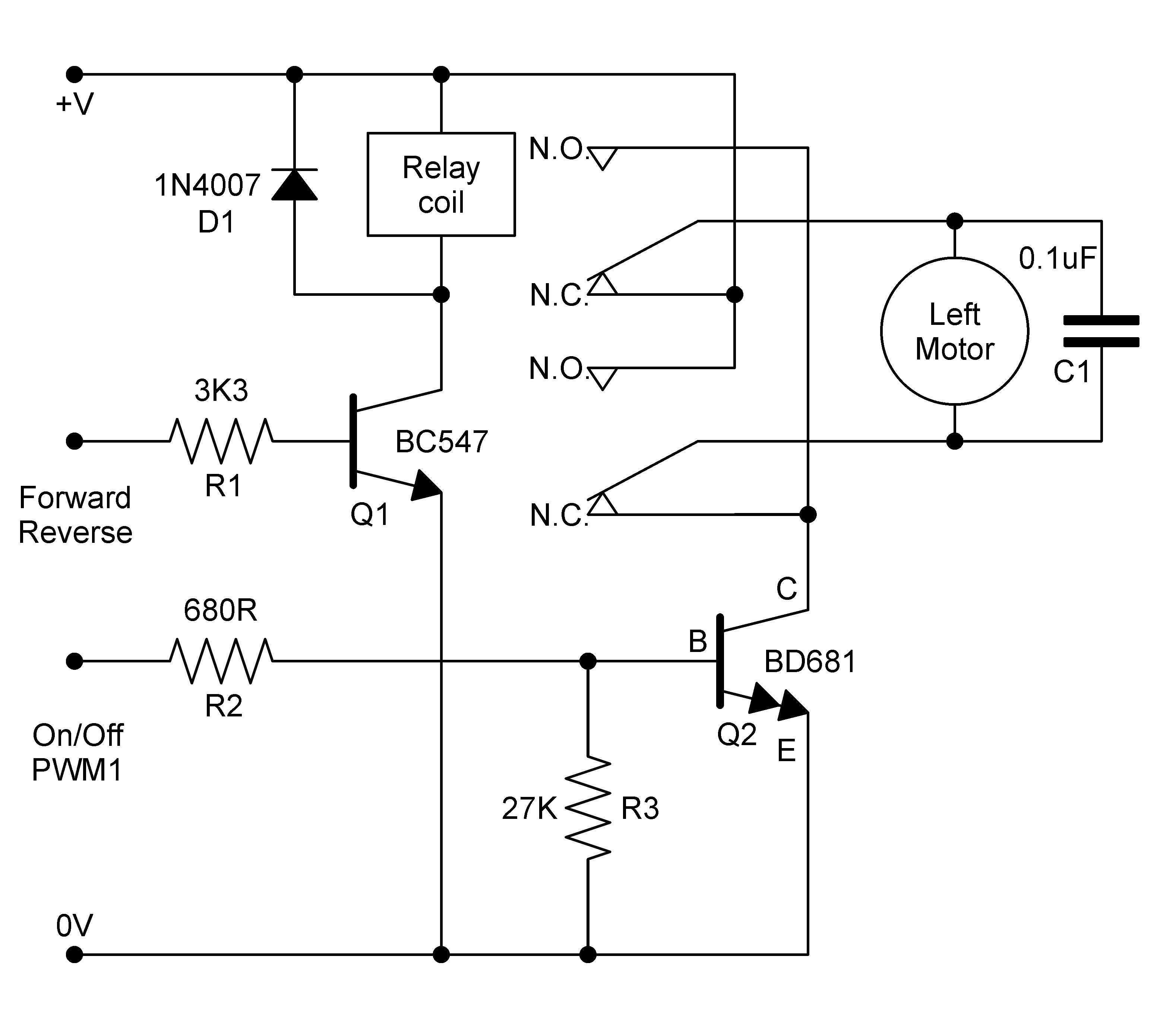 power door lock relay wiring diagram robotic circuit : automation circuits :: next.gr relay wiring diagram 7234 #7