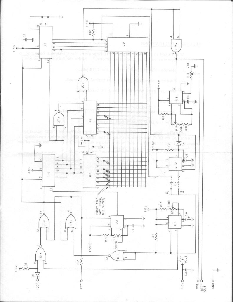 VHF Engineering - schematic