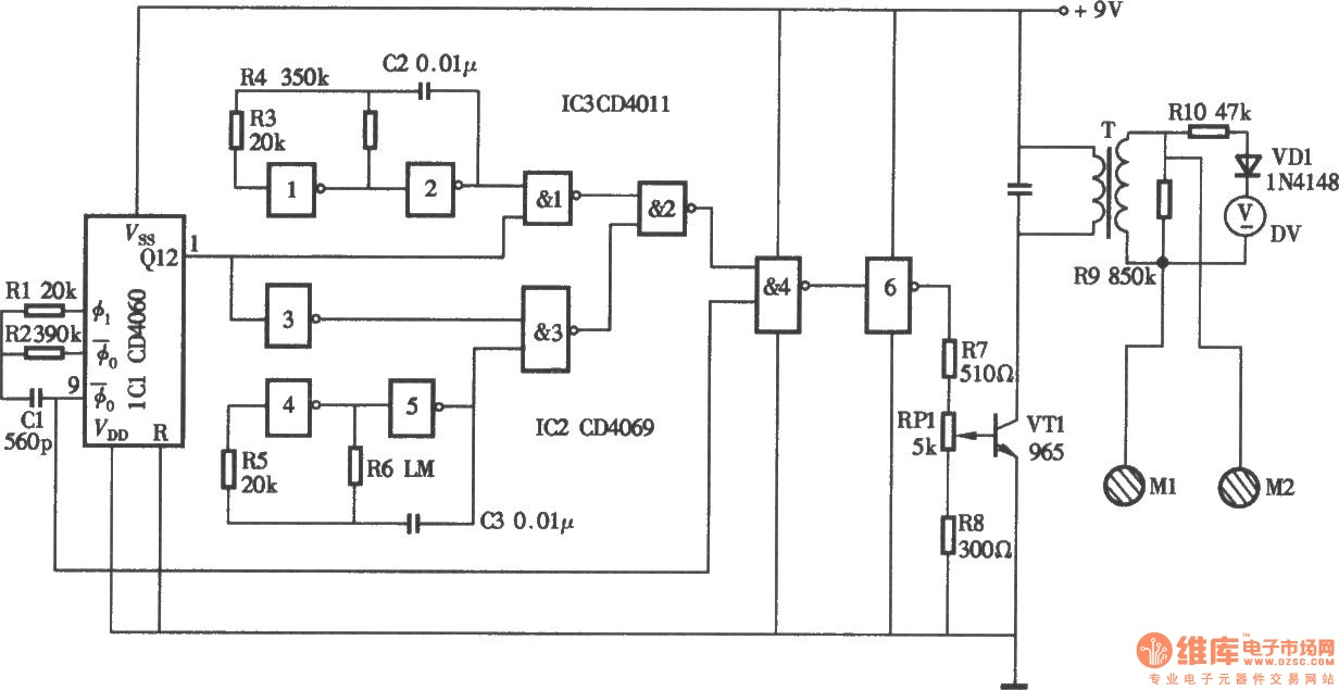 timer circuit page 4   meter counter circuits    next gr