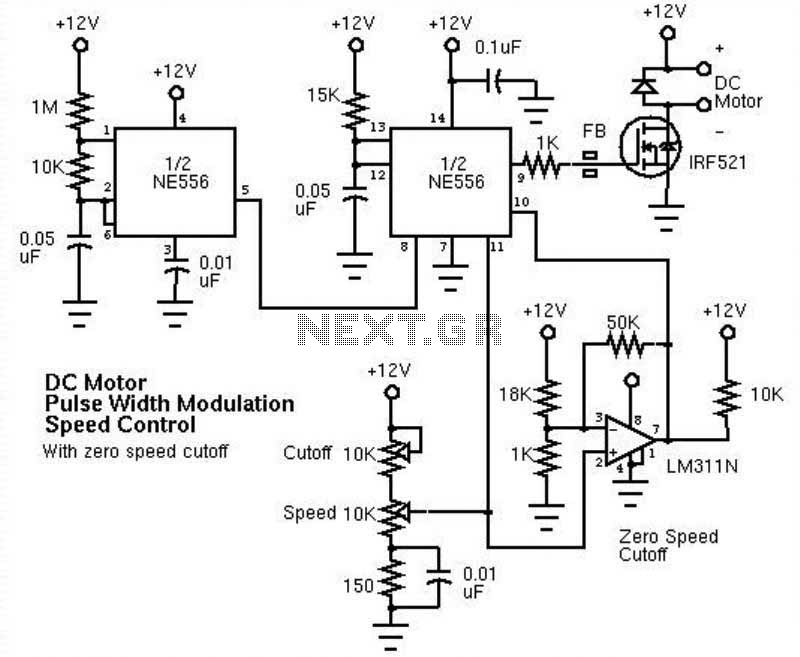 stepper motor circuit page 6   automation circuits    next gr