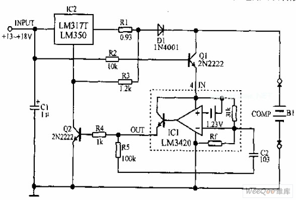 battery charger circuit page 20   power supply circuits