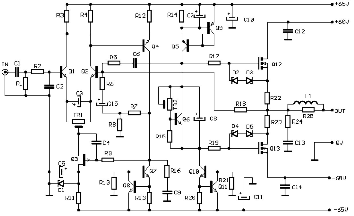 audio amplifier circuit page 24   audio circuits    next gr