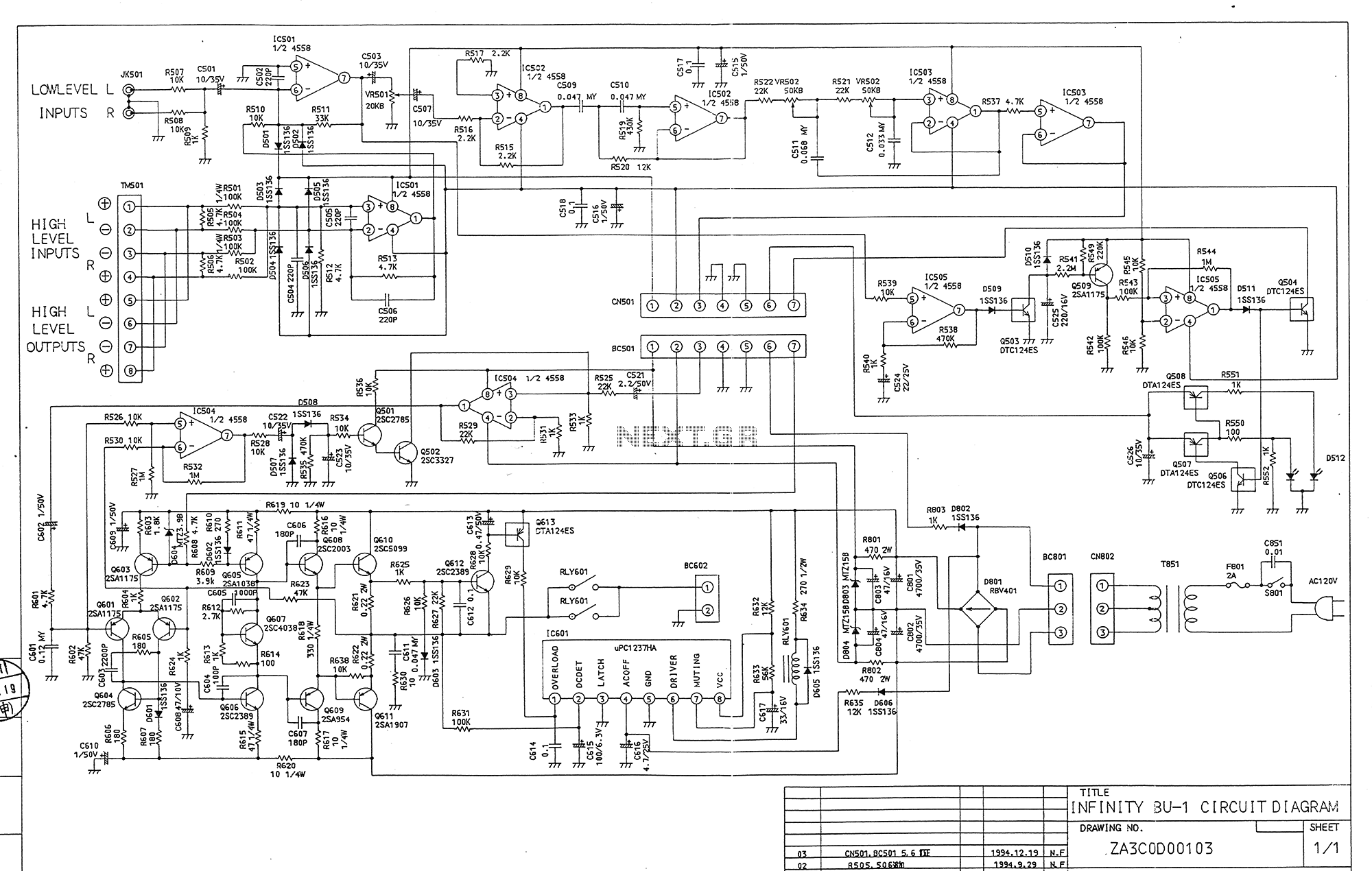 Wien Bridge Notch Filter Circuit Diagram The Circuit