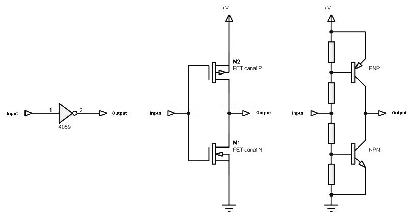 Mosfet Circuits Simple Diagram Of Amplifier 30w Amp - schematic