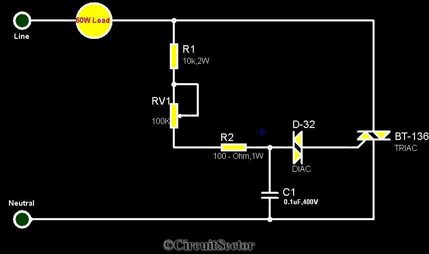 Triac Power Control - Rotwangcouk
