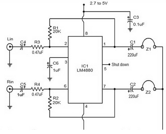 results page 2, about \u0027headphone\u0027 searching circuits at next grhi fi headphone amplifier circuit diagram
