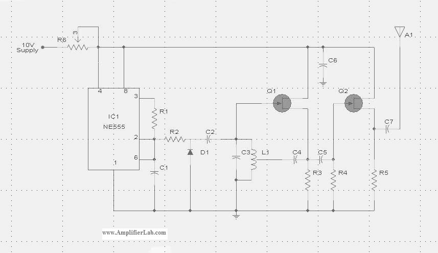 Transmitter Circuit Page 3 Rf Circuits Next Gr