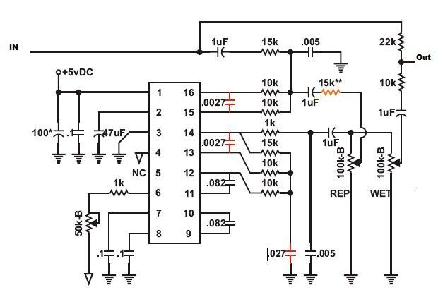 modulated pt2399 circuit under repository-circuits