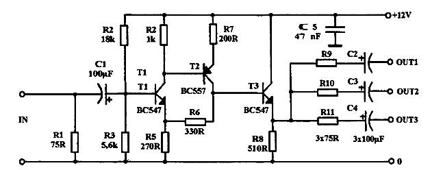 video power amplifier under repository-circuits