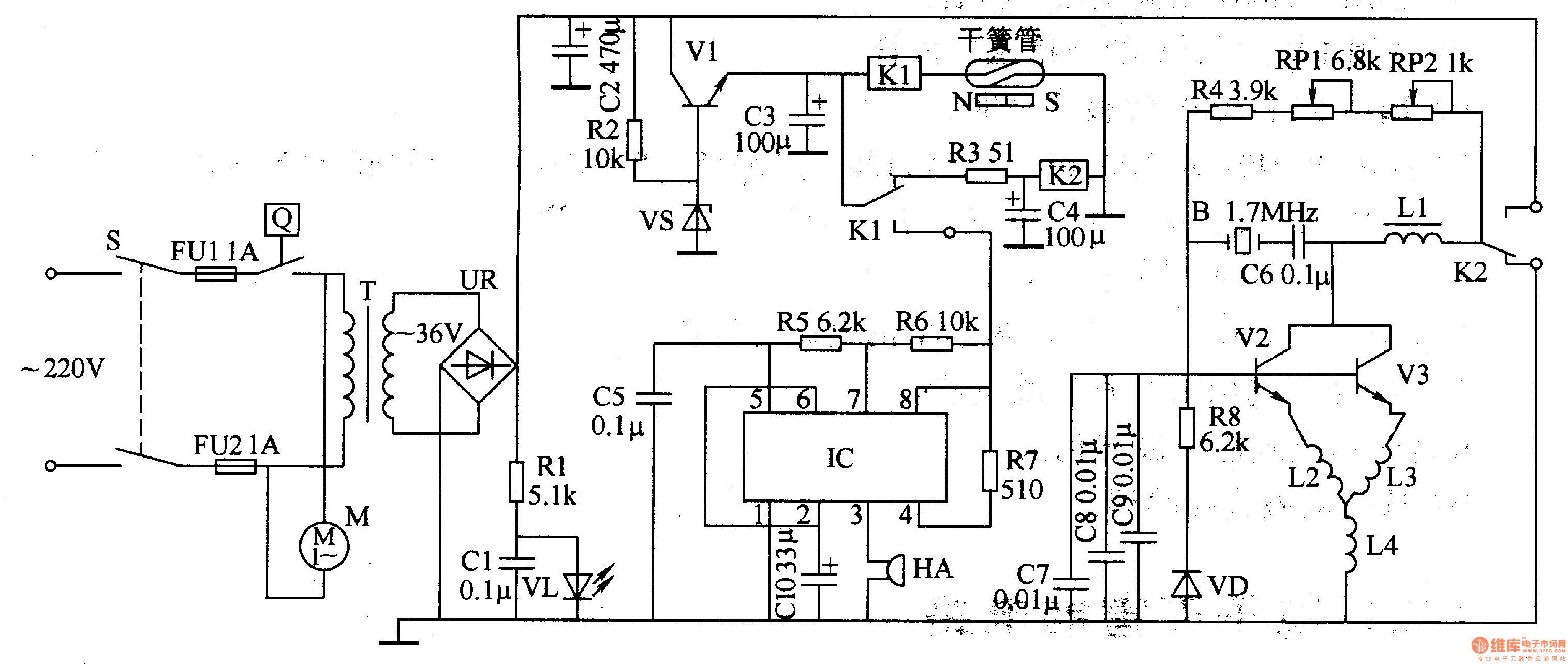 Snap Ultrasonic Circuit Page 3 Audio Circuits Nextgr Photos On