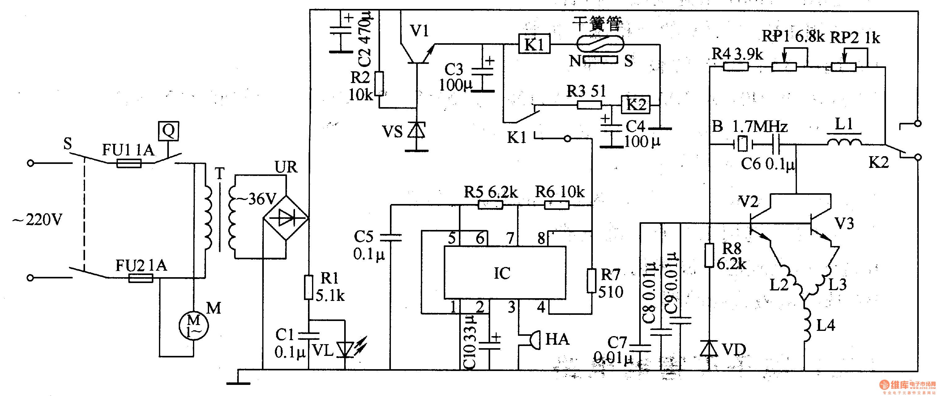 Snap Ultrasonic Circuit Page 3 Audio Circuits Nextgr Photos On 2